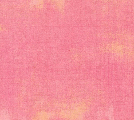 GRUNGE PEONY  Moda Basics 30150 377 -  Sold in 1/2 yd increments - Multiple units cut as one length