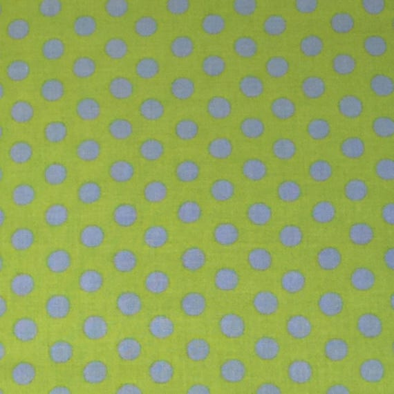 SPOTS APPLE GP70 Kaffe Fassett Collective 1/2 yd  - Multiples cut as one length