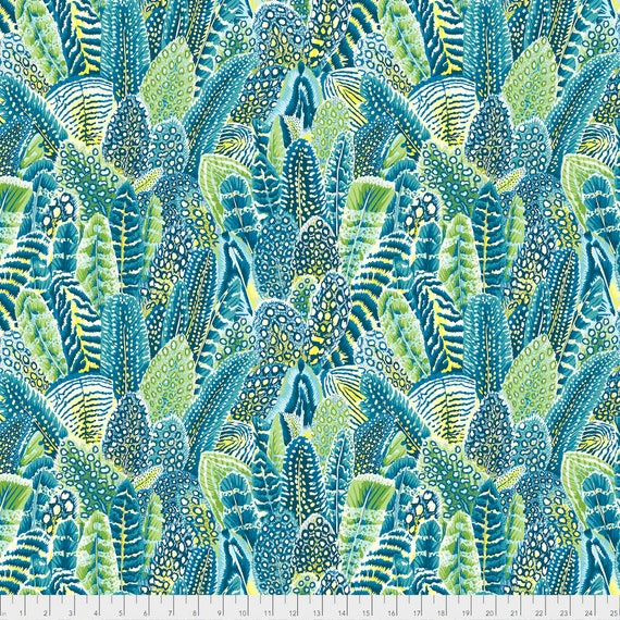 FARMYARD FEATHERS  TEAL Arcadia collection by Snow Leopard Philip Jacobs