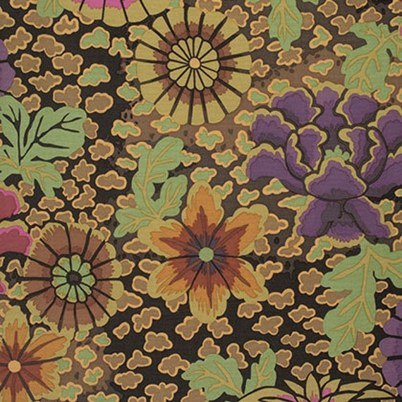 DREAM BROWN GP148 by Kaffe Fassett  Sold in 1/2 yd increments