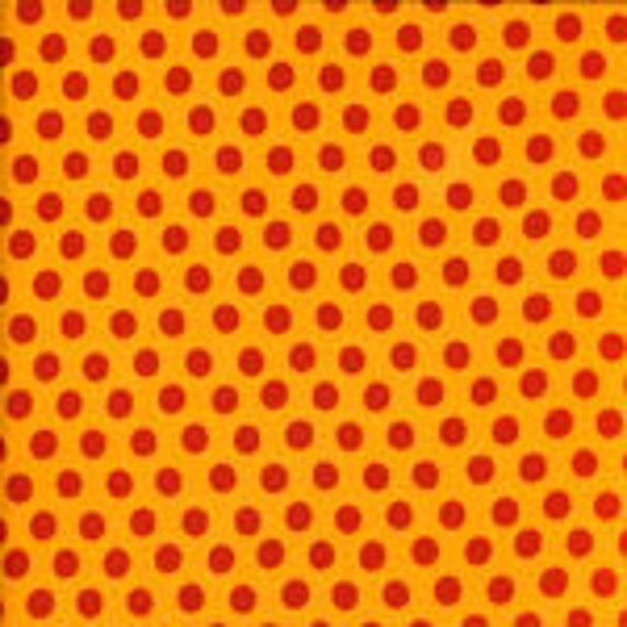 SPOT GOLD PWGP70  Kaffe Fassett -  Sold in 1/2 yd increments - Multiples cut as one length
