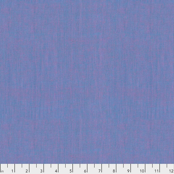 SHOT COTTON OPAL  New Woven scgp114.opal  Kaffe Fassett Sold in 1/2 yd units - Multiples cut as one length