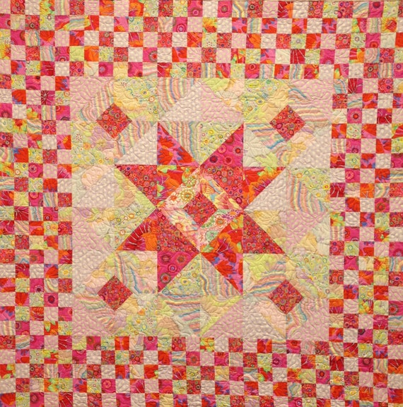A Star Is Born - Starlight -  Quilt Pattern Pdf Download  Designed by Sew Colorful