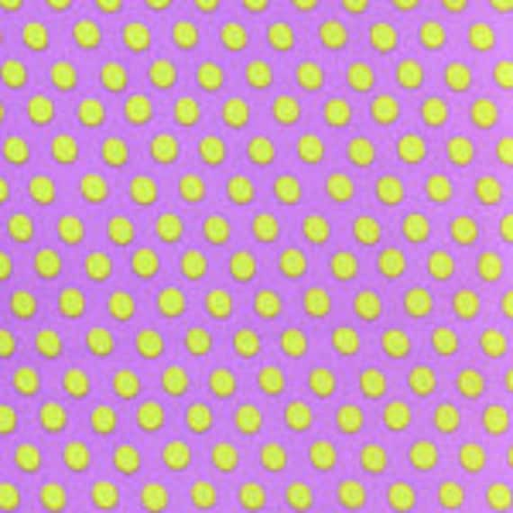 SPOT LAVENDER PWGP70  Kaffe Fassett -  Sold in 1/2 yd increments - Multiples cut as one length