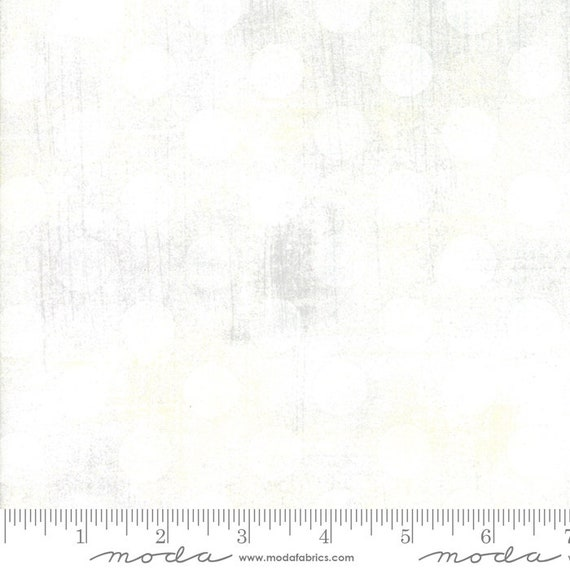 1/2 yd GRUNGE SPOT EGGSHELL   Moda  30149 35 - Grunge Hits The Spot -  Sold in 1/2 yd increments - Multiple units cut as one length