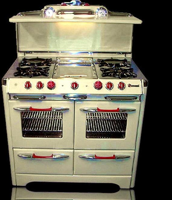 Antique Stoves Vintage Appliances Custom Etsy