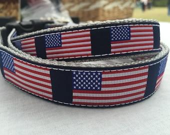 USA Flag Collar
