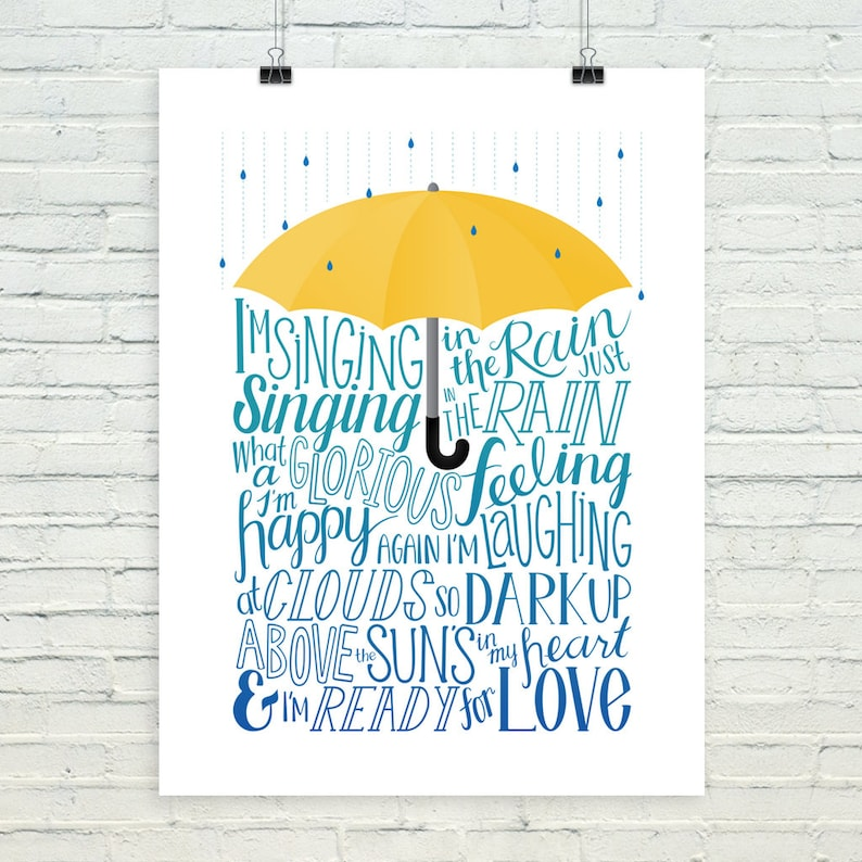 Singing In the Rain image 0