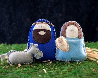 Felt Nativity Set Patterns
