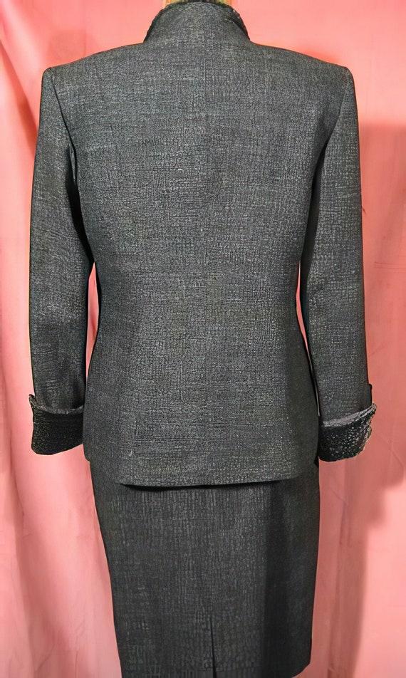 1970s Lilli Ann Gray Suit - image 4