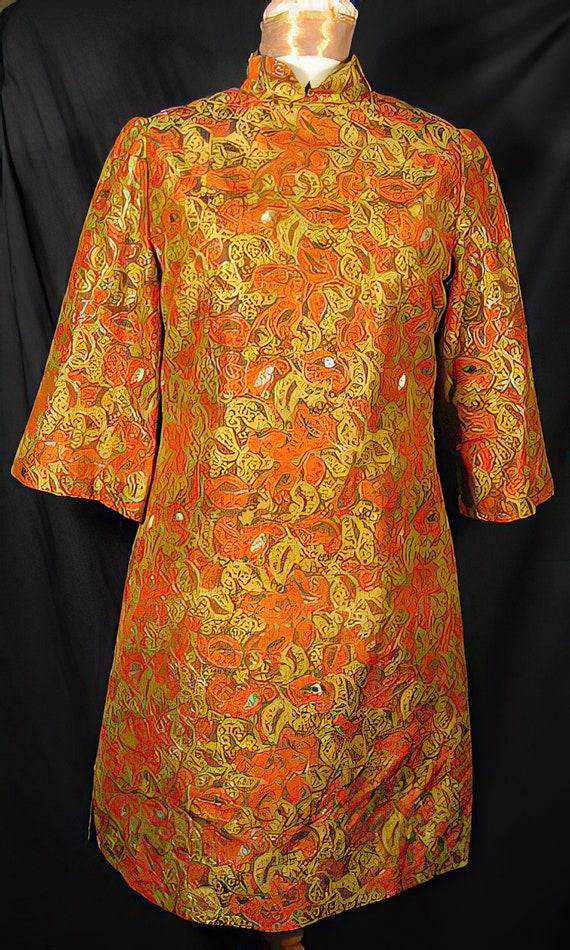 Mod 60s A-line Dress