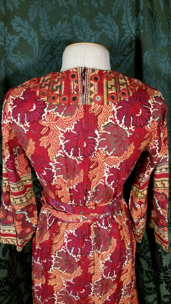 1960s Boho Hippie Dress from I. Magnin - image 6