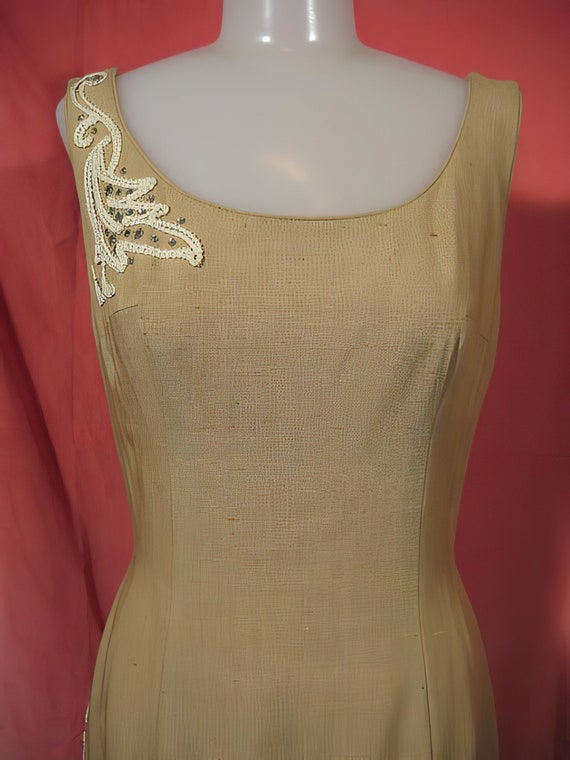 60s Mr. Blackwell Dress Bombshell Wiggle - image 3