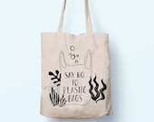 Say No to Plastic Bags Ze...