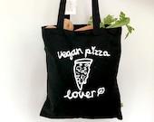 Vegan Pizza Lover, Illust...