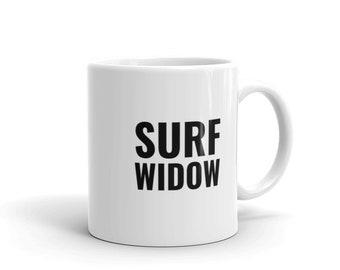 Surf Widow Coffee Mug - 11 oz