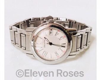 Zenith Port Royal V Ladies Swiss Quartz Watch With Box Free US Shipping