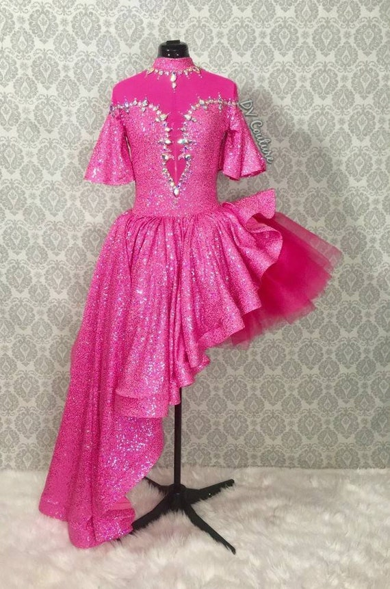 Barbie Girl Babydoll Dress