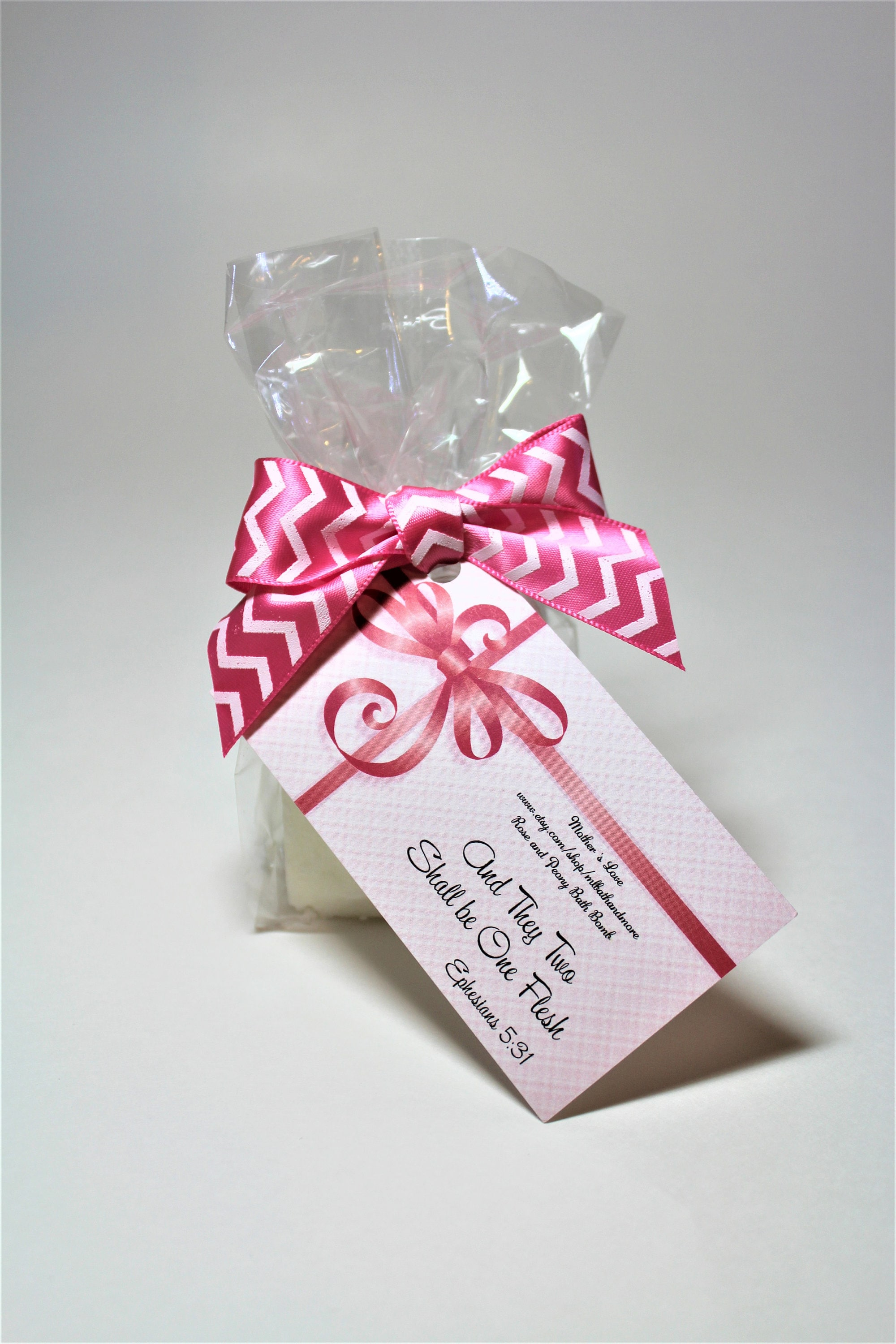 Ready to Ship 25 PInk Bath Bomb Favors / Wedding Shower /   Etsy
