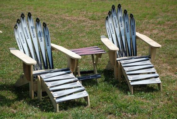 Chaise de style adirondack ski - Chaise adirondack france ...
