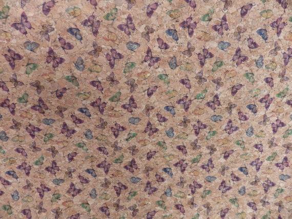 Peacock Jungle 100/% French Cotton FabricWatercolorMatthew Williamson Style