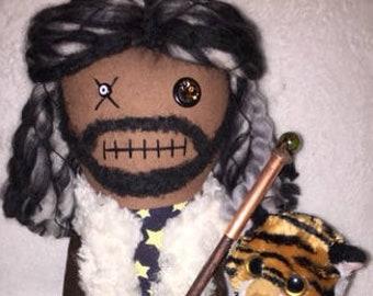 King Ezekiel & Shiva - Inspired by TWD - Creepy n Cute Zombie Doll (D)