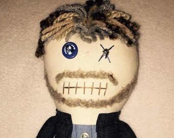 Gregory - Inspired by TWD - Creepy n Cute Zombie Doll (D)