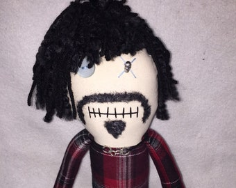 """Creepy n Cute Zombie Guy Doll - """"Ready for Anything"""" (D)"""
