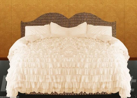Tremendous Fitted Sheet Set 3 PCs 1000TC 100/%Egyptian Cotton Select Size/&Color
