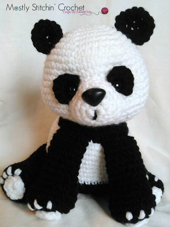 Urso Panda em 2020 | Urso panda, Animais feitos de meias, Urso de ... | 760x570