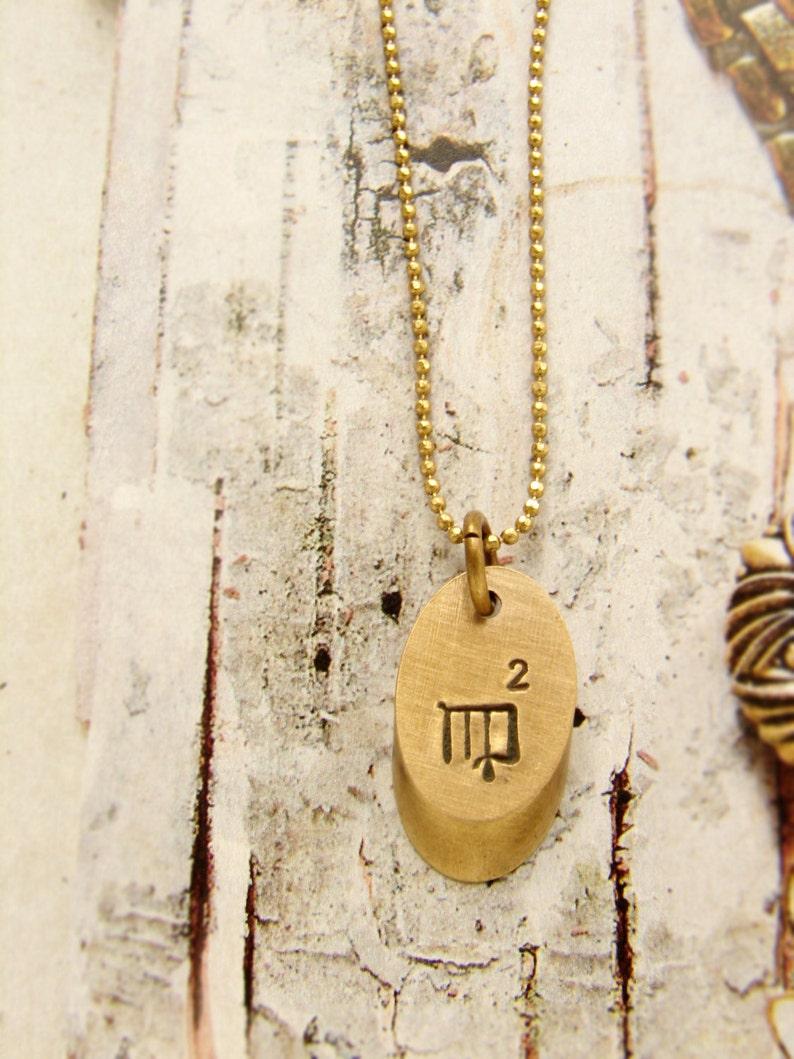 Personalized women necklace, Zodiac Necklace, gift for BFF, Virgo necklace,  personalized zodiac jewelry, Personalized necklace