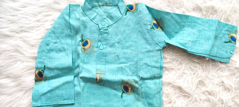 ethnic indian wear blue baby kurta 24 month baby boy kurta kurta toddler