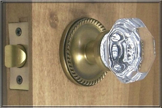 Incroyable CRYSTAL DOOR KNOBS High End Handmade By Rousso Designs | Etsy