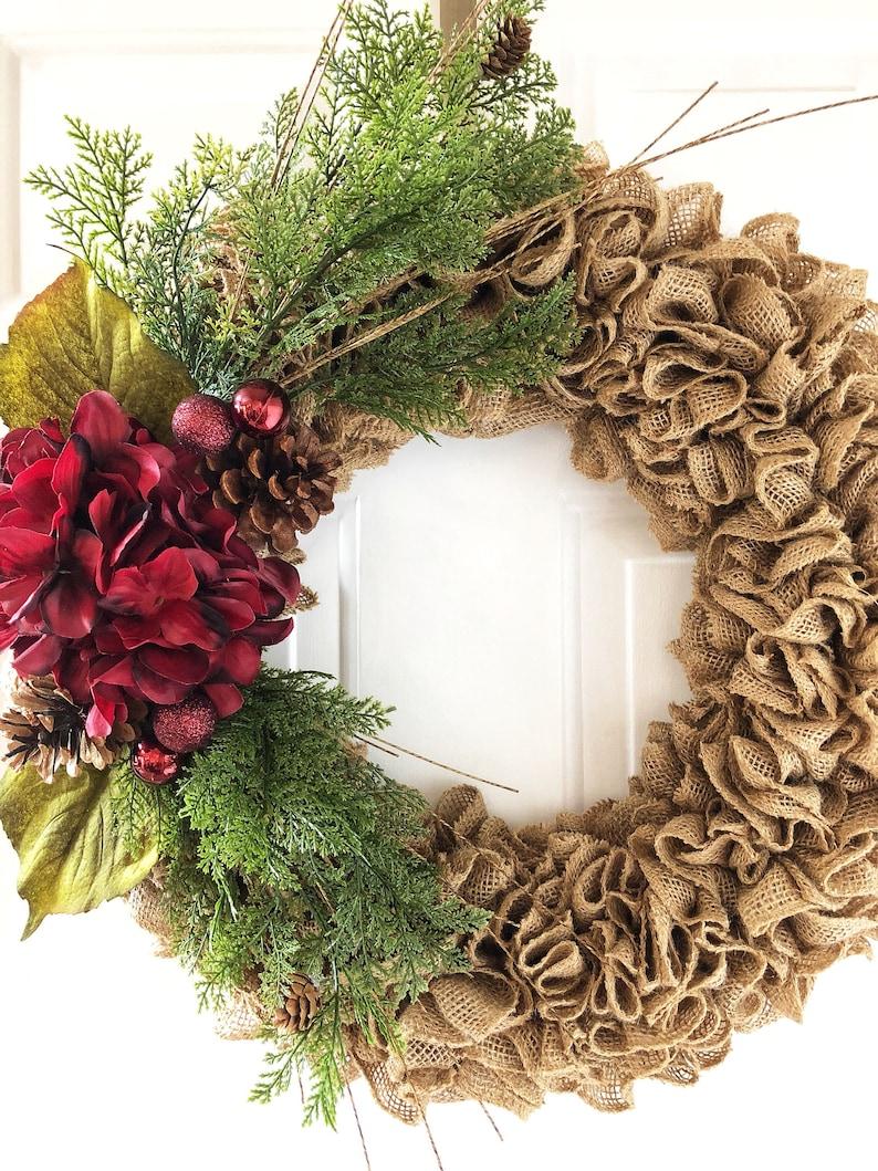 Christmas Wreaths.Christmas Wreath Christmas Burlap Wreath Christmas Wreaths Christmas Decoration Christmas Wreaths For Front Door Wreaths Holiday Wreath