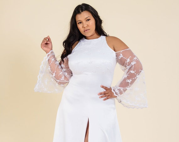 Posy Gown | Plus Size Wedding or Formal Evening Dress