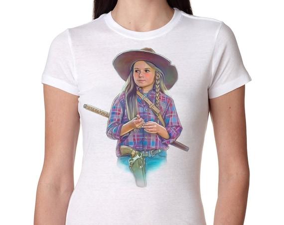 Judith Grimes T-shirt