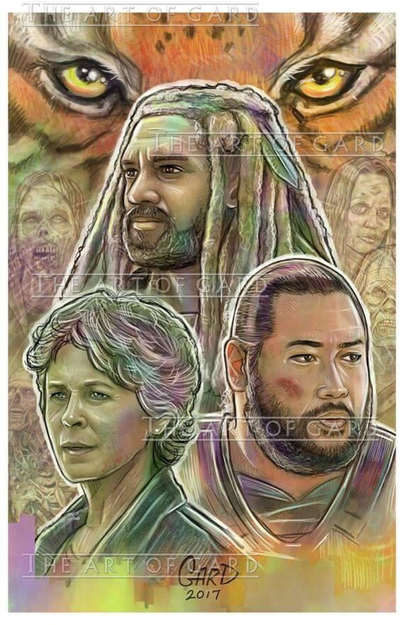 The Kingdom Four (art print)