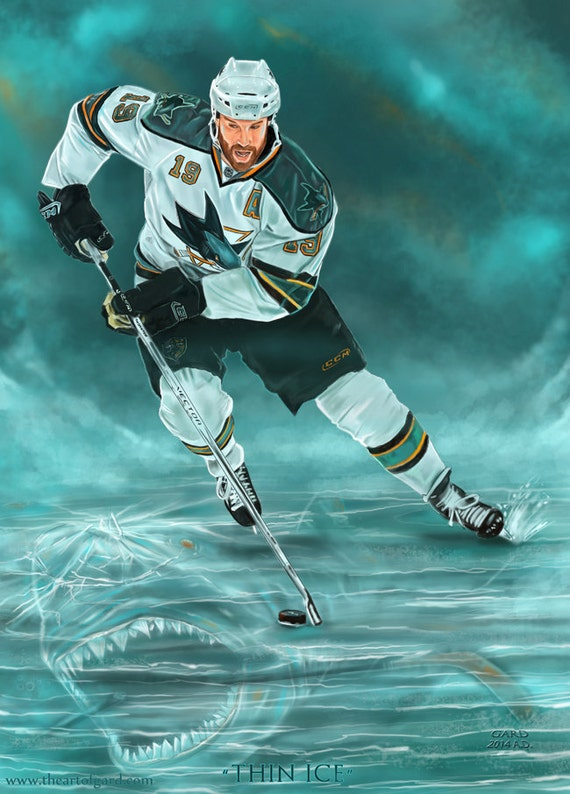 Thin Ice, Joe Thornton