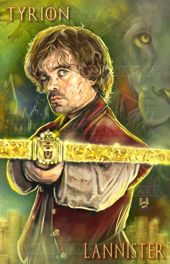 Tyrion Lannister (collage)