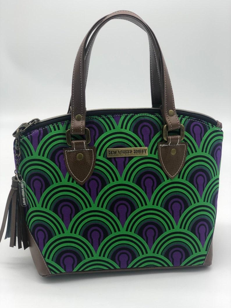 Room 237 Shining handbag VEGAN