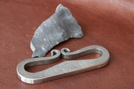 #06 Flint and Steel Striker Hand-Forged Fire Steel