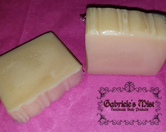 Butterlicious unscented cp soap