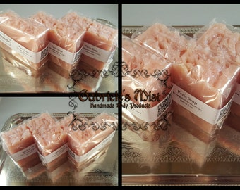 Paris Scented Soap, fragrance dupe, women soap, girl soap, gift soap