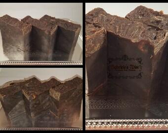 Pinetar Essential Soap, eczema, psoriasis, acne, sensitivity, red skin, but bite, poison ivy, jabon de pino, pine tar soap, handmade soap
