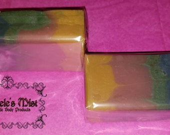 Taiwan candy cp soap