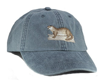 Fox embroidered hat baseball cap red fox cap fox hat dad  e1f272b01d84