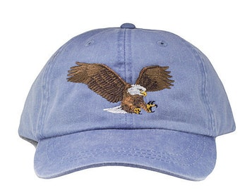 8b0a890538f Eagle embroidered hat