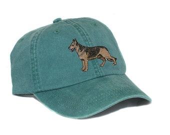 5c1e80dbee4 German Shepherd Dog embroidered hat