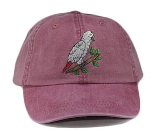 23ef2d84e58 Parrot baseball cap