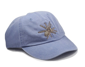 Tarantula embroidered hat 1841145cbce5